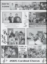 2005 Collinsville High School Yearbook Page 54 & 55