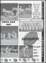 2005 Collinsville High School Yearbook Page 86 & 87