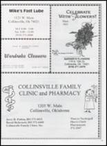 2005 Collinsville High School Yearbook Page 138 & 139