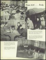 1950 La Salle College High School Yearbook Page 14 & 15