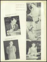 1950 La Salle College High School Yearbook Page 22 & 23