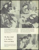 1950 La Salle College High School Yearbook Page 26 & 27