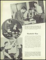 1950 La Salle College High School Yearbook Page 30 & 31