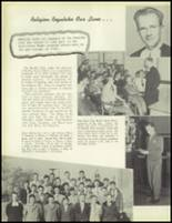 1950 La Salle College High School Yearbook Page 32 & 33
