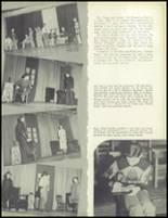 1950 La Salle College High School Yearbook Page 34 & 35