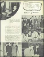 1950 La Salle College High School Yearbook Page 38 & 39