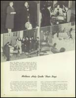 1950 La Salle College High School Yearbook Page 40 & 41
