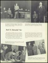 1950 La Salle College High School Yearbook Page 42 & 43