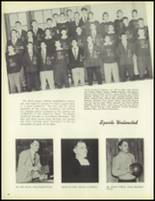 1950 La Salle College High School Yearbook Page 52 & 53