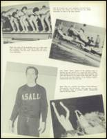 1950 La Salle College High School Yearbook Page 62 & 63