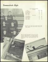 1950 La Salle College High School Yearbook Page 64 & 65