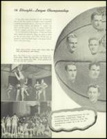 1950 La Salle College High School Yearbook Page 66 & 67