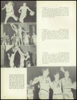 1950 La Salle College High School Yearbook Page 70 & 71