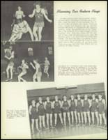 1950 La Salle College High School Yearbook Page 74 & 75