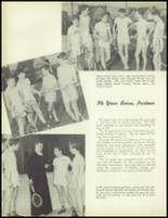 1950 La Salle College High School Yearbook Page 82 & 83