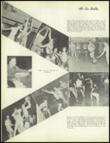 1950 La Salle College High School Yearbook Page 86 & 87