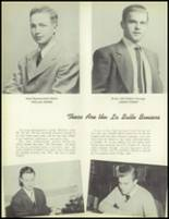 1950 La Salle College High School Yearbook Page 90 & 91