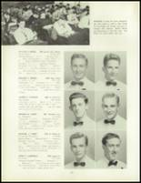 1950 La Salle College High School Yearbook Page 104 & 105