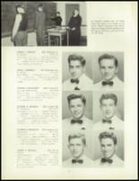 1950 La Salle College High School Yearbook Page 108 & 109