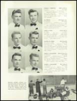 1950 La Salle College High School Yearbook Page 110 & 111