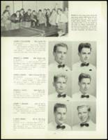 1950 La Salle College High School Yearbook Page 112 & 113