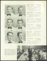 1950 La Salle College High School Yearbook Page 114 & 115
