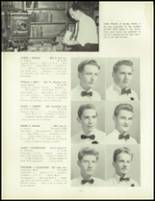 1950 La Salle College High School Yearbook Page 116 & 117