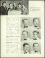 1950 La Salle College High School Yearbook Page 120 & 121