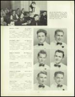 1950 La Salle College High School Yearbook Page 124 & 125