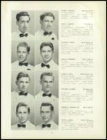 1950 La Salle College High School Yearbook Page 126 & 127