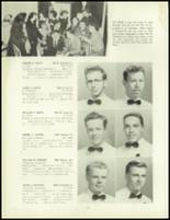 1950 La Salle College High School Yearbook Page 128 & 129