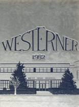 1982 Yearbook West High School