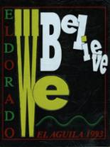 1993 Yearbook Eldorado High School