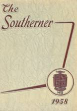 1958 Yearbook Southern High School