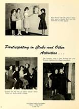 1961 New Haven High School Yearbook Page 14 & 15