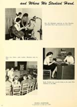 1961 New Haven High School Yearbook Page 16 & 17
