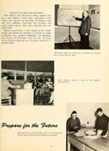 1961 New Haven High School Yearbook Page 20 & 21