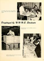 1961 New Haven High School Yearbook Page 24 & 25