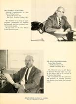 1961 New Haven High School Yearbook Page 28 & 29