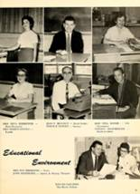1961 New Haven High School Yearbook Page 34 & 35