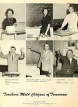 1961 New Haven High School Yearbook Page 40 & 41