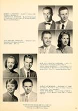 1961 New Haven High School Yearbook Page 42 & 43