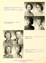 1961 New Haven High School Yearbook Page 44 & 45