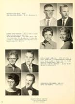1961 New Haven High School Yearbook Page 52 & 53