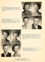 1961 New Haven High School Yearbook Page 54 & 55