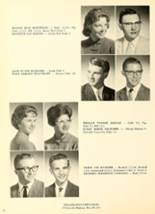 1961 New Haven High School Yearbook Page 56 & 57