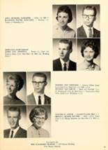 1961 New Haven High School Yearbook Page 62 & 63