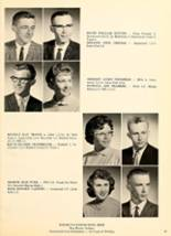 1961 New Haven High School Yearbook Page 64 & 65