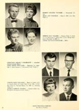 1961 New Haven High School Yearbook Page 66 & 67