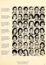 1961 New Haven High School Yearbook Page 92 & 93